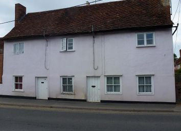 Thumbnail 1 bedroom cottage for sale in Bures Road, Great Cornard, Sudbury