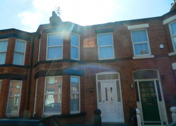Thumbnail 4 bed terraced house to rent in Berbice Road, Liverpool