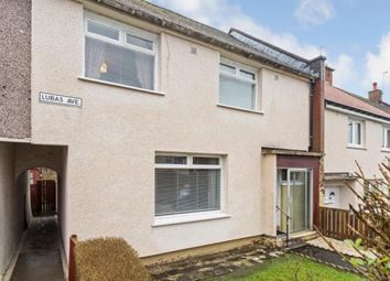 Thumbnail 4 bed terraced house for sale in Lubas Avenue, Glasgow, Lanarkshire