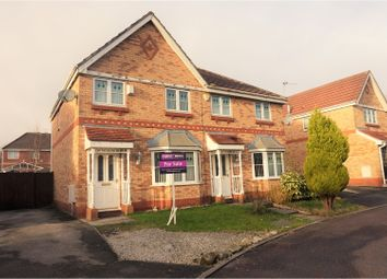 Thumbnail 3 bed semi-detached house for sale in Riviera Drive, Liverpool