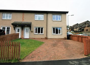Thumbnail 3 bed semi-detached house for sale in Eildon Crescent, Melrose