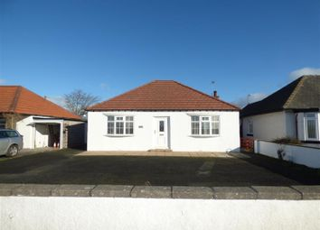 Thumbnail 2 bed bungalow for sale in Barracks Bridge, Silloth, Wigton