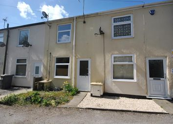 Thumbnail 2 bed terraced house to rent in Blacks Lane, North Wingfield, Chesterfield