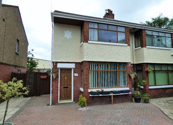 Thumbnail 2 bed semi-detached house for sale in Silvester Road, Chorley