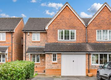 Thumbnail 3 bed semi-detached house for sale in Caraway Place, Wallington