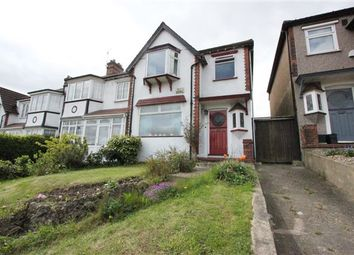 Thumbnail 3 bed end terrace house for sale in South Norwood Hill, South Norwood, London