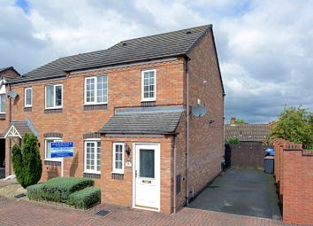 Thumbnail 3 bed end terrace house for sale in Moorhouse Close, Wellington, Telford