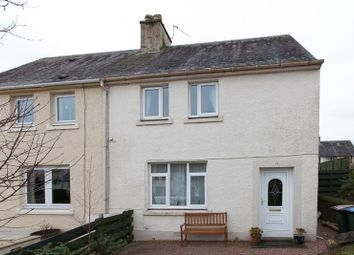 Thumbnail 3 bed semi-detached house for sale in Croftnappoch Place, Crieff, Perthshire
