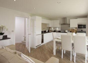 "Thumbnail 4 bed detached house for sale in ""Halton"" at Newton Lane, Wigston"