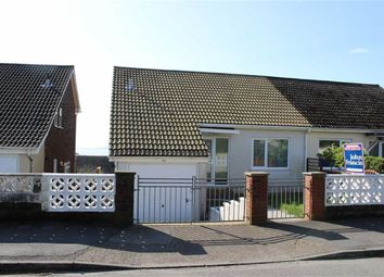 Thumbnail 3 bed semi-detached house for sale in Lon Masarn, Sketty, Swansea