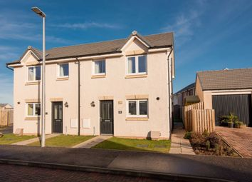 Thumbnail 3 bedroom semi-detached house for sale in 18 Marquette Place, Dunbar