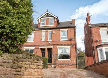 Thumbnail 3 bed end terrace house for sale in Holly Gardens, Nottingham, Nottinghamshire