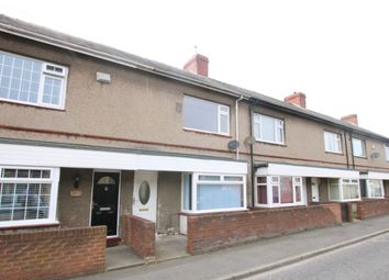 Thumbnail 2 bed terraced house for sale in Council Terrace, Washington