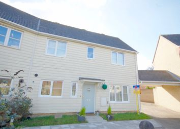 Thumbnail 4 bed semi-detached house for sale in Albemarle Link, Beaulieu Park, Springfield, Chelmsford