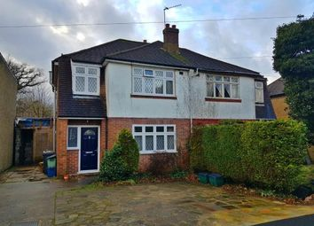 Thumbnail 3 bed semi-detached house for sale in Tollers Lane, Old Coulsdon, Surrey, Na