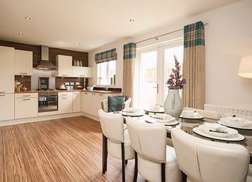 "Thumbnail 4 bedroom detached house for sale in ""Denewood"" at East Calder, Livingston"