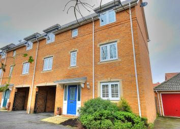 Thumbnail 4 bed semi-detached house for sale in Lapwing Drive, Norwich