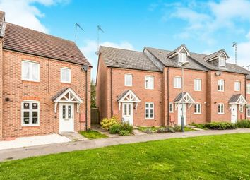 Thumbnail 3 bed end terrace house for sale in The Marish, Chase Meadow, Warwick, Warwickshire