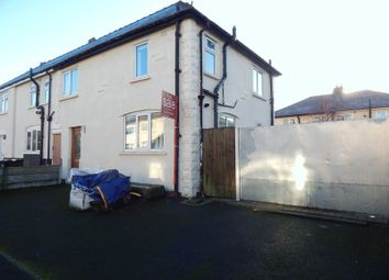 Thumbnail 3 bed semi-detached house for sale in Chaucer Street, Preston