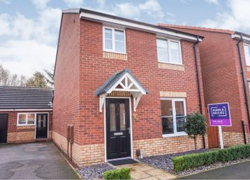 Thumbnail 3 bed detached house for sale in The Horseshoes, Newport
