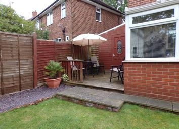 Thumbnail 2 bedroom end terrace house for sale in Orpwood Road, Kitts Green, Birmingham
