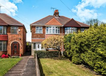 Thumbnail 3 bed semi-detached house for sale in Walsall Street, Darlaston, Wednesbury