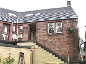 Thumbnail 2 bed flat to rent in Hill Street, Alloa