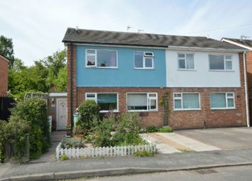Thumbnail 3 bed semi-detached house for sale in Petersfield, Croft, Leicester