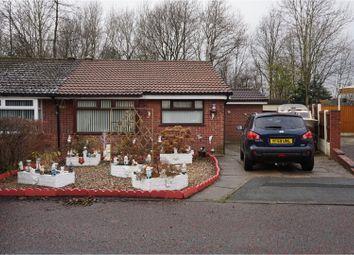 Thumbnail 2 bed semi-detached bungalow for sale in Patterson Close, Warrington