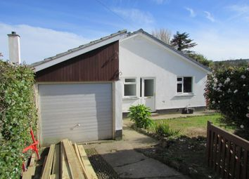 Thumbnail 2 bed bungalow to rent in Lidden Crescent, Penzance
