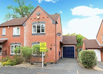 Thumbnail 2 bed semi-detached house for sale in 29 St Marks Drive, Wellington, Telford