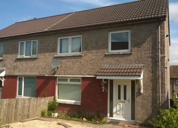 Thumbnail 3 bed terraced house to rent in Divernia Way, Barrhead, Glasgow