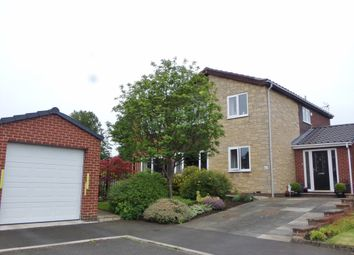 Thumbnail 5 bed detached house for sale in The Wynding, Bedlington