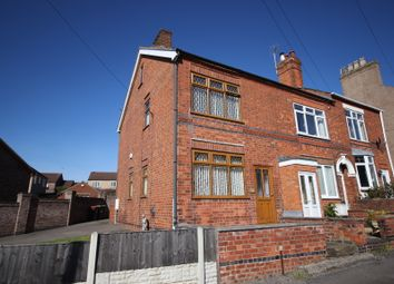 Thumbnail 3 bed end terrace house to rent in Alma Road, Selston