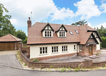 Thumbnail 5 bedroom property for sale in Oaklands, Nr Welwyn, Herts