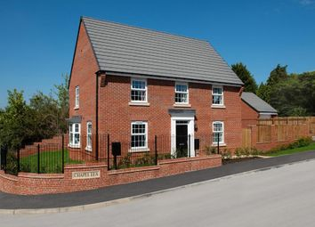 """Thumbnail 4 bed detached house for sale in """"Cornell"""" at Barnsley Road, Flockton, Wakefield"""