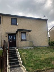 Thumbnail 3 bed flat for sale in Wardhouse Road, Paisley