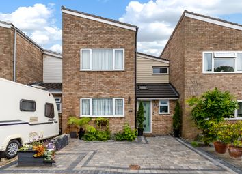 Thumbnail 3 bed terraced house for sale in Canberra Close, Bassingbourn, Royston