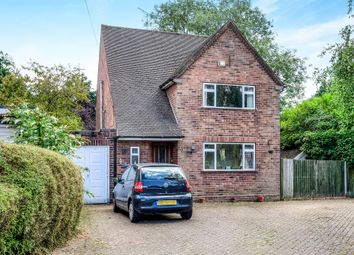 Thumbnail 4 bed detached house for sale in Oakenshaw Road, Greenlands, Redditch