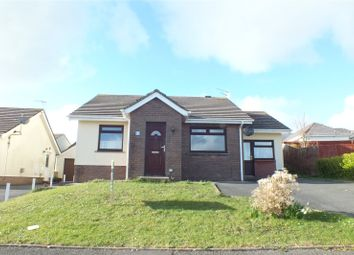 Thumbnail 2 bed detached bungalow for sale in Glenview Avenue, Pembroke Dock, Pembrokeshire