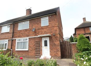Thumbnail 3 bed semi-detached house for sale in Caterham Close, Nottingham