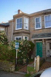 Thumbnail 4 bed terraced house for sale in Pendarves Road, Penzance