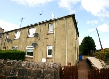 Thumbnail 2 bed flat for sale in Wardrop Terrace, Beith