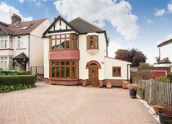 Thumbnail 4 bed detached house to rent in Shrewsbury Lane, London