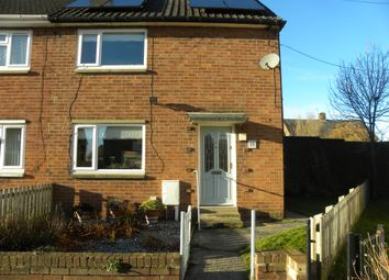 Thumbnail 2 bed semi-detached house for sale in Allerdean Close, Seaton Delaval, Tyne & Wear