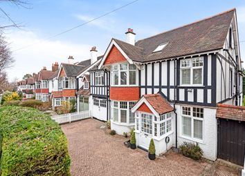 Thumbnail 6 bed link-detached house for sale in Rosebery Road, Sutton