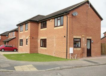 Thumbnail 2 bed flat to rent in Badgers Way, Badgers, Buckingham