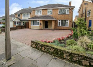 Thumbnail 5 bed detached house for sale in Clarkes Lane, Chilwell, Nottingham