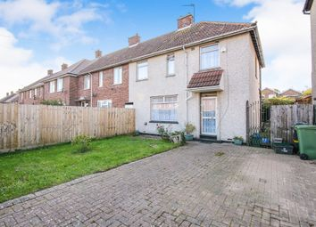 Thumbnail 3 bedroom end terrace house for sale in Ambleside Avenue, Southmead, Bristol