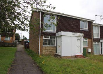 Thumbnail 2 bed flat for sale in Crofthead Drive, Collingwood Grange, Cramlington